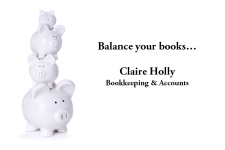 Claire Holly – Bookkeeping & Accounts